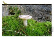 Flat Topped Mushroom Carry-all Pouch