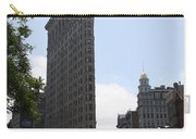 Flatiron Building - Manhattan Carry-all Pouch