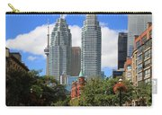Flatiron Building Toronto 2 Carry-all Pouch