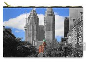 Flatiron Building Toronto 2c Carry-all Pouch