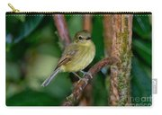 Flavescent Flycatcher Carry-all Pouch