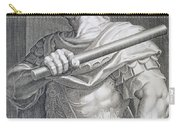 Flavius Domitian Carry-all Pouch by Titian