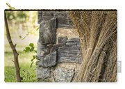 Flax Carry-all Pouch by Heather Applegate