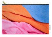 Fleece Material Carry-all Pouch