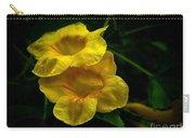 Fleurs Jaunes Carry-all Pouch