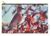 Flicker In Autumn Carry-all Pouch