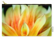 Flickering Petals Carry-all Pouch