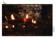 Flickering Prayers Carry-all Pouch