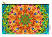 Flight Mandala Carry-all Pouch