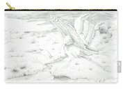 Flight Of Grace Carry-all Pouch