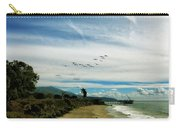 Flight Of Pelicans Carry-all Pouch