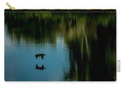 Flight Of The Cormorant Carry-all Pouch