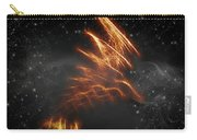 Flight Of The Eagle - Featured In Comfortable Art And Spect Artworks Notecard Possibilities  Carry-all Pouch
