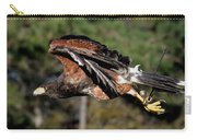 Flight Of The Hawk Carry-all Pouch