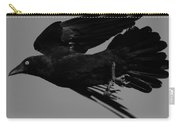Flight Of The Raven Carry-all Pouch