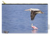 Flight Of The Pelican Carry-all Pouch