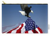 Flight To Freedom Carry-all Pouch