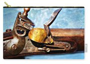 Flintlock Carry-all Pouch by Marty Koch