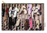 Flip Flops By Jan Marvin Carry-all Pouch