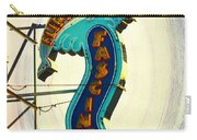 Flippers Facination - Wildwood Boardwalk Carry-all Pouch by Bill Cannon