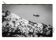 Float Plane Over The Mountain Carry-all Pouch