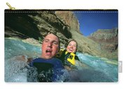 Floating Down The Little Colorado River Carry-all Pouch