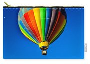 Floating Free In A Hot Air  Balloon Carry-all Pouch
