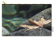 Floating.  Tahquitz Canyon. Palm Springs California.  Carry-all Pouch