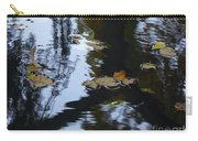 Floating Leaves Carry-all Pouch