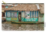 Floating Pub In Shanty Town Carry-all Pouch