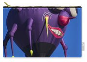 Floating Purple People Eater Carry-all Pouch