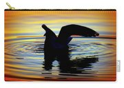 Floating Wings Carry-all Pouch