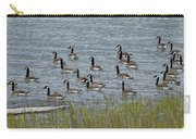Flock Of Canada Geese   #7116 Carry-all Pouch