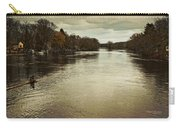 Flood Waters Milwaukee River 2013 Carry-all Pouch