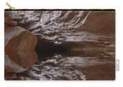 flooded Ohio cave Carry-all Pouch