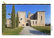 Flor Da Rosa Monastery Carry-all Pouch