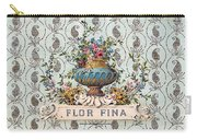 Flor Fina Carry-all Pouch