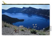 Flora Of Crater Lake Carry-all Pouch