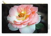 Floral Bee Carry-all Pouch