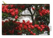 Floral Bonsai Carry-all Pouch