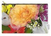 Floral Bouquet 3 Carry-all Pouch