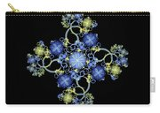 Floral Celebration 1 Carry-all Pouch