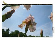 Floral Clouds Carry-all Pouch