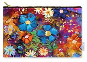 Floral Dance Fantasy Carry-all Pouch