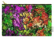 Floral Fantasy 042714 Carry-all Pouch