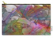 Floral Fantasy - Square Version Carry-all Pouch
