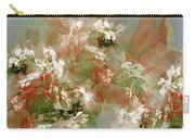 Floral Fractal 030713 Carry-all Pouch