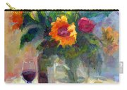 Floral Paintings Fp18 Carry-all Pouch