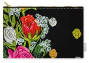 Floral Rhapsody Pt.4 Carry-all Pouch