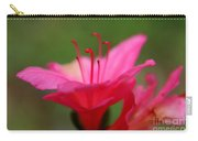 Floral Rosa Carry-all Pouch